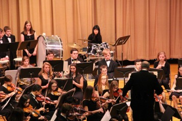Holiday Concert via Gabriel Youth Orchestra, Lengel Auditorium, Pottsville MS (78)