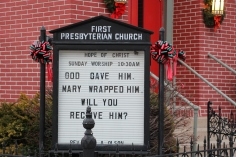 Hope of Christ First Presbyterian Church, Summit Hill (1)