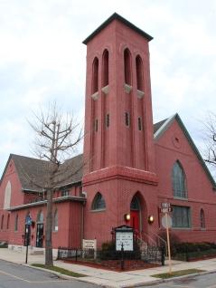 Hope of Christ First Presbyterian Church, Summit Hill (3)