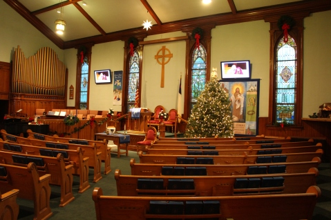 Hope of Christ First Presbyterian Church, Summit Hill (6)