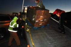 Hope's Towing and Collision Helps Deliver Holiday Hams for Salvation Army, Lehighton (29)