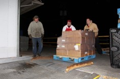 Hope's Towing and Collision Helps Deliver Holiday Hams for Salvation Army, Lehighton (3)