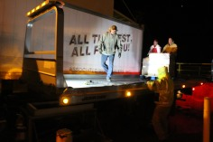 Hope's Towing and Collision Helps Deliver Holiday Hams for Salvation Army, Lehighton (6)