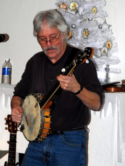 Jay Smar performs, Summit Hill Heritage Center, Summit Hill, 12-11-2015 (29)