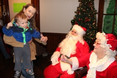 Meet and Greet with Santa, Mrs. Claus, Tamaqua Community Arts Center, Tamaqua, 12-4-2015 (111)