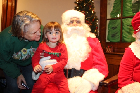 Meet and Greet with Santa, Mrs. Claus, Tamaqua Community Arts Center, Tamaqua, 12-4-2015 (13)