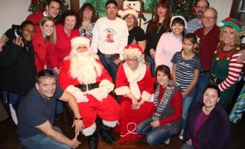 Photos from meet and greet with santa and mrs claus at tamaqua meet and greet with santa mrs claus tamaqua community arts center tamaqua m4hsunfo