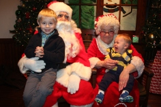 Meet and Greet with Santa, Mrs. Claus, Tamaqua Community Arts Center, Tamaqua, 12-4-2015 (203)