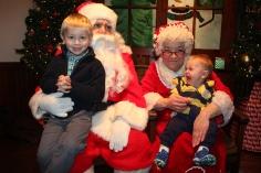 Meet and Greet with Santa, Mrs. Claus, Tamaqua Community Arts Center, Tamaqua, 12-4-2015 (203)