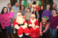 Meet and Greet with Santa, Mrs. Claus, Tamaqua Community Arts Center, Tamaqua, 12-4-2015 (215)