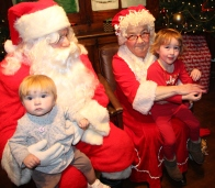 Meet and Greet with Santa, Mrs. Claus, Tamaqua Community Arts Center, Tamaqua, 12-4-2015 (43)
