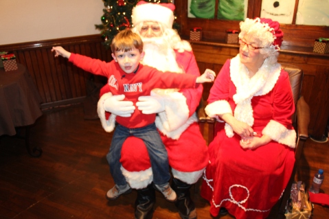 Meet and Greet with Santa, Mrs. Claus, Tamaqua Community Arts Center, Tamaqua, 12-4-2015 (46)
