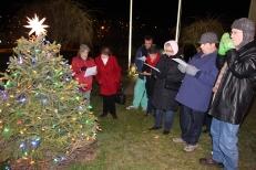 Nesquehoning Holiday Tree Lighting, via Lions Club, Nesquehoning, 12-5-2015 (13)