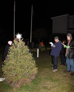 Nesquehoning Holiday Tree Lighting, via Lions Club, Nesquehoning, 12-5-2015 (22)