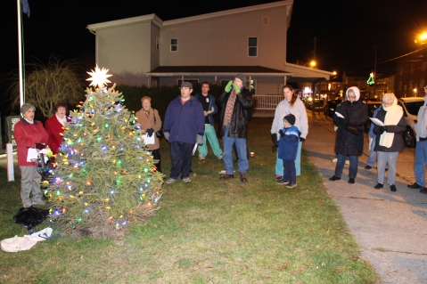 Nesquehoning Holiday Tree Lighting, via Lions Club, Nesquehoning, 12-5-2015 (54)