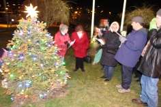 Nesquehoning Holiday Tree Lighting, via Lions Club, Nesquehoning, 12-5-2015 (6)