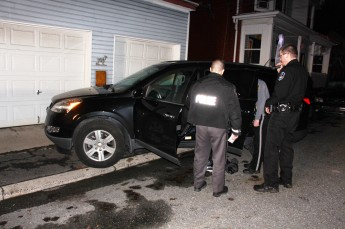 Police Chase, Stolen Vehicle, Rolling Mill Avenue, Tamaqua, 12-24-2015 (28)