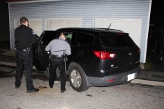 Police Chase, Stolen Vehicle, Rolling Mill Avenue, Tamaqua, 12-24-2015 (29)