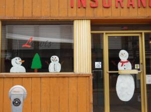 PV Students Paint Store Fronts, submitted, via Lansford Alive, Lansford, 12-11-2015 (14)