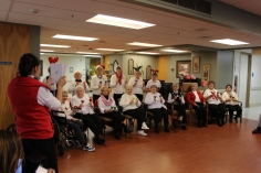 SA Bell Choir, St Luke's Hospital, Coaldale (14)
