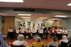 SA Bell Choir, St Luke's Hospital, Coaldale (18)