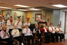 SA Bell Choir, St Luke's Hospital, Coaldale (51)
