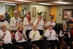 SA Bell Choir, St Luke's Hospital, Coaldale (52)