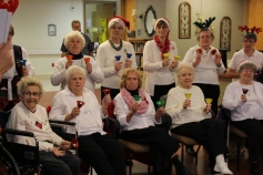 SA Bell Choir, St Luke's Hospital, Coaldale (53)