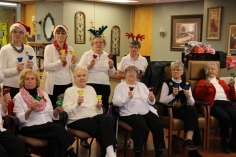 SA Bell Choir, St Luke's Hospital, Coaldale (54)