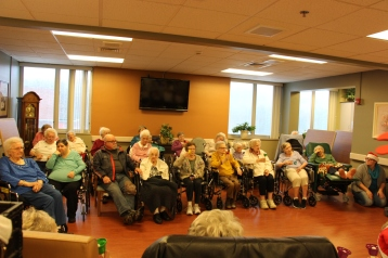SA Bell Choir, St Luke's Hospital, Coaldale (83)