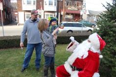 Santa Claus Stops at American Hose Company, Tamaqua, 12-20-2015 (72)