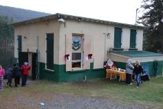 Santa Claus Visits Dam, Festival at Owl Creek, Tamaqua, 12-12-2015 (18)