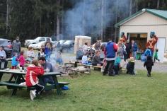 Santa Claus Visits Dam, Festival at Owl Creek, Tamaqua, 12-12-2015 (22)