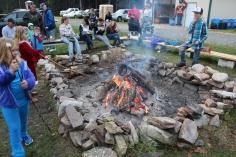 Santa Claus Visits Dam, Festival at Owl Creek, Tamaqua, 12-12-2015 (28)