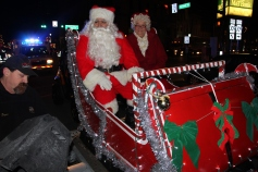 Santa Parade and Park Illumination, Depot Square Park, Tamaqua, 12-4-2015 (10)