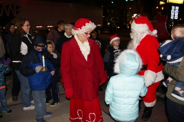 Santa Parade and Park Illumination, Depot Square Park, Tamaqua, 12-4-2015 (15)