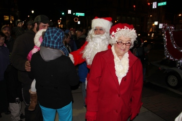 Santa Parade and Park Illumination, Depot Square Park, Tamaqua, 12-4-2015 (16)