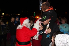 Santa Parade and Park Illumination, Depot Square Park, Tamaqua, 12-4-2015 (18)