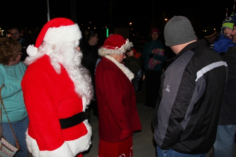 Santa Parade and Park Illumination, Depot Square Park, Tamaqua, 12-4-2015 (19)