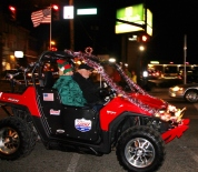 Santa Parade and Park Illumination, Depot Square Park, Tamaqua, 12-4-2015 (2)