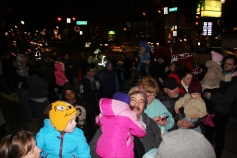 Santa Parade and Park Illumination, Depot Square Park, Tamaqua, 12-4-2015 (22)