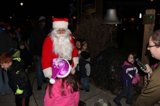 Santa Parade and Park Illumination, Depot Square Park, Tamaqua, 12-4-2015 (29)