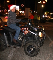 Santa Parade and Park Illumination, Depot Square Park, Tamaqua, 12-4-2015 (3)