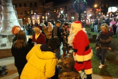 Santa Parade and Park Illumination, Depot Square Park, Tamaqua, 12-4-2015 (32)