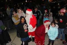 Santa Parade and Park Illumination, Depot Square Park, Tamaqua, 12-4-2015 (35)