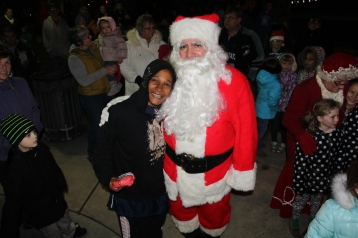 Santa Parade and Park Illumination, Depot Square Park, Tamaqua, 12-4-2015 (37)