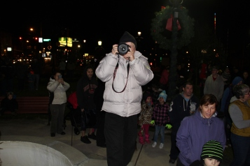 Santa Parade and Park Illumination, Depot Square Park, Tamaqua, 12-4-2015 (38)