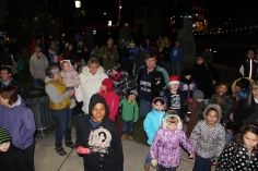 Santa Parade and Park Illumination, Depot Square Park, Tamaqua, 12-4-2015 (40)