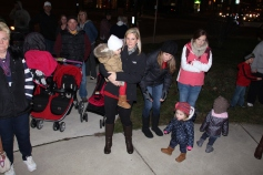 Santa Parade and Park Illumination, Depot Square Park, Tamaqua, 12-4-2015 (42)