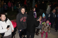 Santa Parade and Park Illumination, Depot Square Park, Tamaqua, 12-4-2015 (44)